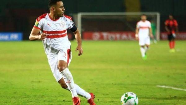 حازم إمام يتعافى من كورونا ويستعد لنهائي دوري أبطال أفريقيا