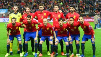 التشكيل الرسمي لمنتخب إسبانيا ضد سويسرا في دوري الأمم الأوروبية