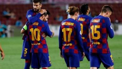 صورة بث مباشر مباراة برشلونة ودينامو كييف لايف اليوم