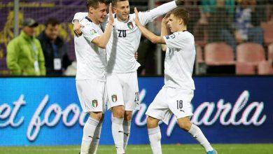 صورة مشاهدة مباراة إيطاليا ضد البوسنة والهرسك بث مباشر 18-11-2020