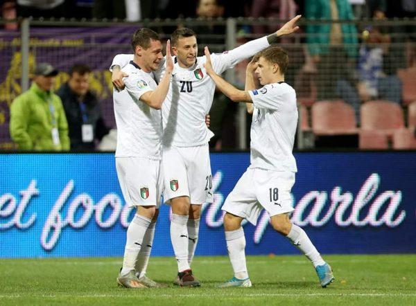 مشاهدة مباراة إيطاليا ضد البوسنة والهرسك بث مباشر 18-11-2020