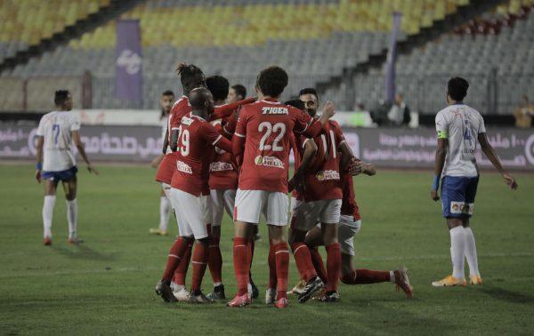 أهداف مباراة الأهلي وأبو قير للأسمدة في كأس مصر