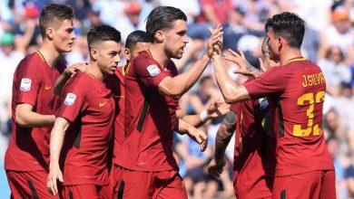 صورة التشكيل الرسمي لمباراة روما ضد فيورنتينا في الدوري الإيطالي