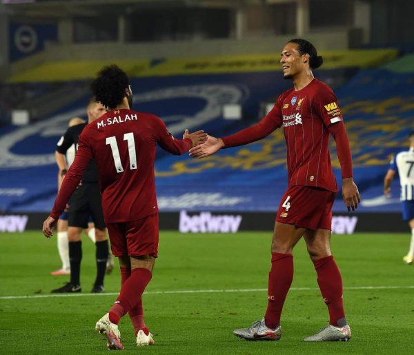 تشكيل مباراة ليفربول ضد أتالانتا في دوري أبطال أوروبا