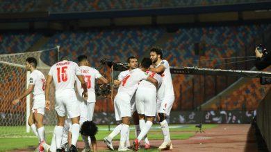 صورة بث مباشر مشاهدة مباراة الزمالك ضد نادي مصر اليوم 21-11-2020