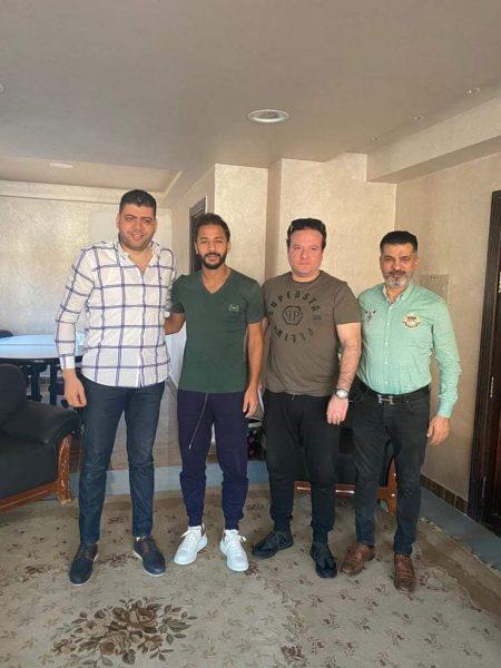 أحمد رفعت ينتقل إلى صفوف النادي المصري البورسعيدي رسميا