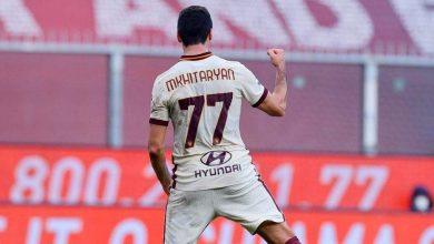 ملخص وأهداف مباراة جنوي ضد روما في الدوري الإيطالي