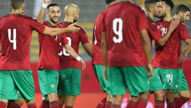 صورة نتيجة مباراة المغرب وأفريقيا الوسطي في تصفيات أمم أفريقيا
