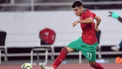 صورة أهداف مباراة المغرب وأفريقيا الوسطي في تصفيات أمم أفريقيا