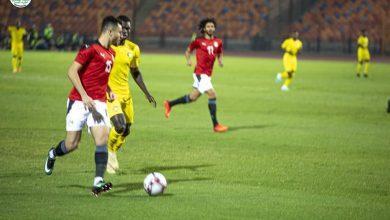 صورة أهداف منتخب مصر اليوم ضد توجو في تصفيات أمم أفريقيا