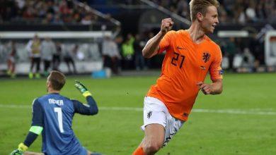 صورة ملخص وأهداف مباراة هولندا ضد البوسنة والهرسك في دوري أمم أوروبا