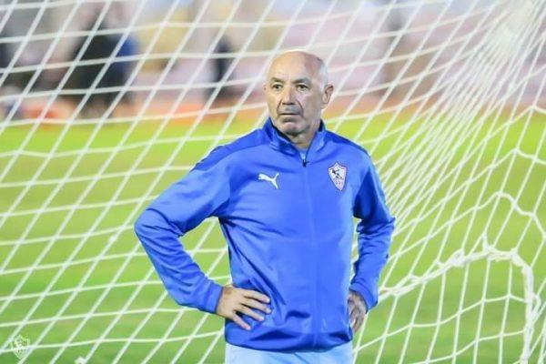باتشيكو يشكر لاعبي الزمالك بعد التأهل لنصف نهائي كأس مصر
