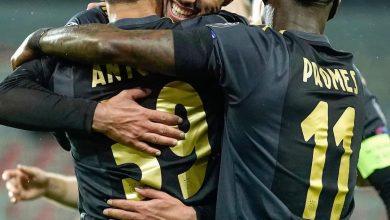 صورة موعد مباراة أياكس ضد ميدتييلاند في دوري أبطال أوروبا