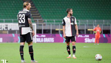 صورة التشكيل الرسمي ليوفنتوس ضد فرينكفاروزي في دوري أبطال أوروبا