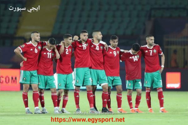 روابط بث مباشر مباراة المغرب وأفريقيا الوسطي لايف بدون تقطيع