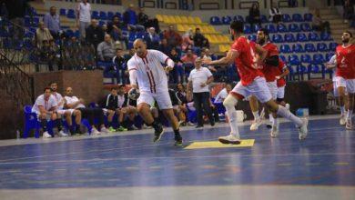 صورة الزمالك يعترض رسميا لإتحاد كرة اليد علي تأجيل جولتين حسم الدوري