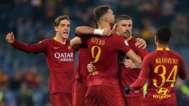 صورة ملخص وأهداف مباراة روما ضد فيورنتينا في الدوري الإيطالي