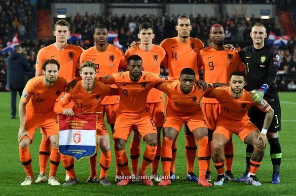 ملخص وأهداف مباراة هولندا ضد إسبانيا الودية