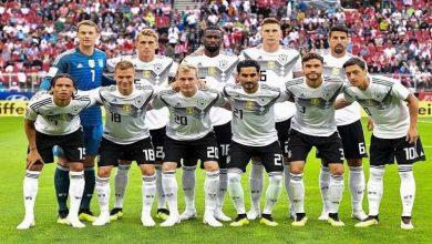 ملخص وأهداف مباراة ألمانيا ضد التشيك