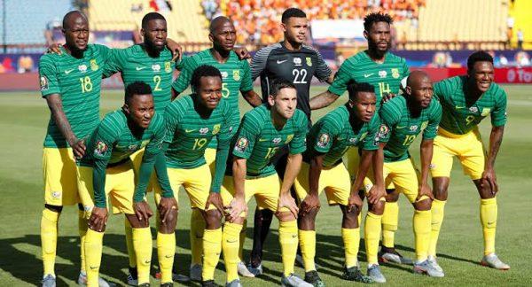 نتيجة مباراة جنوب إفريقيا ضد ساو تومي وبرينسيبي في تصفيات أمم إفريقيا