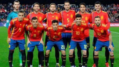صورة نتيجة مباراة منتخب إسبانيا ضد سويسرا في دوري الأمم الأوروبية