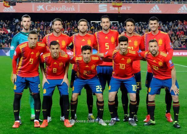 نتيجة مباراة منتخب إسبانيا ضد سويسرا في دوري الأمم الأوروبية