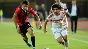 يقدم ل أهداف مباراة الزمالك ضد نادي مصر