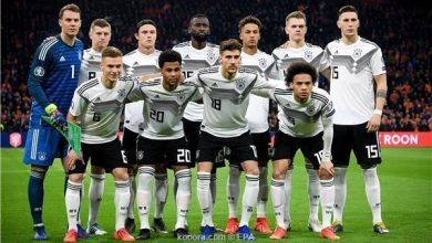 نتيجة مباراة ألمانيا ضد أوكرانيا في دوري الأمم الأوروبية