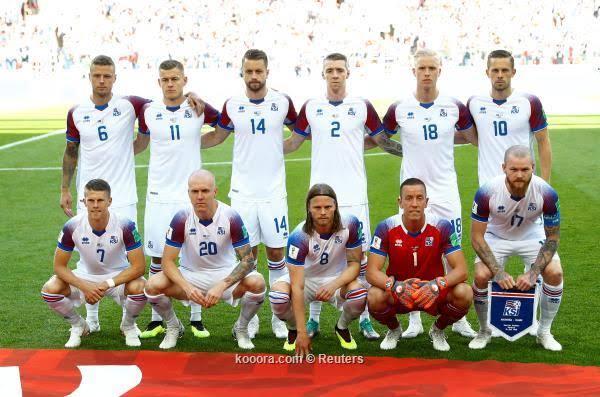 أهداف مباراة إنجلترا ضد أيسلندا في تصفيات في دوري أمم أوروبا