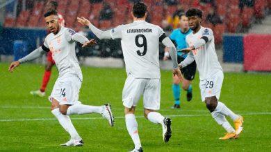 صورة ملخص وأهداف مباراة سالزبورج ضد بايرن ميونخ في دوري إبطال أوروبا