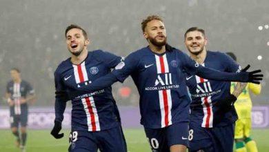 موعد مباراة باريس سان جيرمان ضد أر بي ليبزيج في دوري أبطال أوروبا