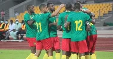 صورة ملخص وأهداف مباراة الكاميرون ضد موزمبيق في تصفيات كأس أمم أفريقيا
