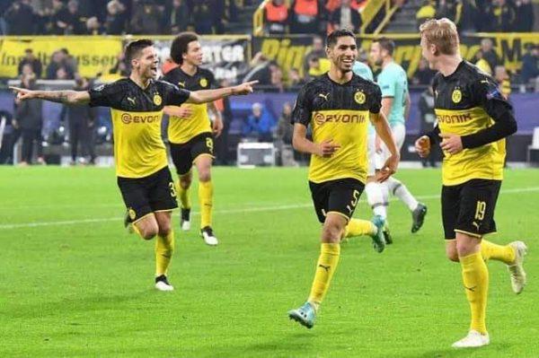 موعد مباراة بروسيا دورتموند ضد كلوب بروج في دوري أبطال أوروبا