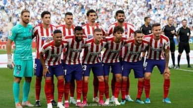 موعد مباراة أتليتكو مدريد ضد لوكوموتيف موسكو في دوري أبطال أوروبا
