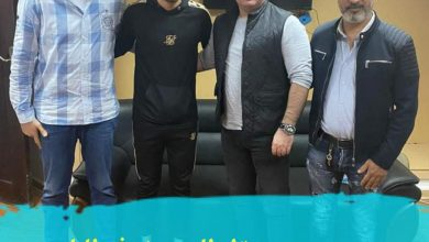 صورة المصري البورسعيدي يعلن عن التعاقد مع لاعب الزمالك محمد عنتر