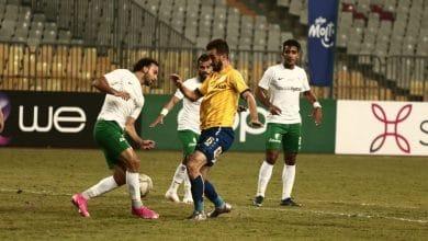 مشاهدة مباراة المصري ضد الجونة بث مباشر 17-12-2020