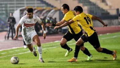 مشاهدة مباراة المقاولون العرب ضد البنك الأهلي بث مباشر 30-12-2020