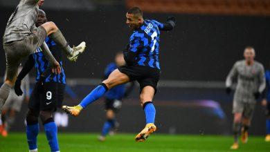 نتيجة مباراة إنتر ميلان ضد شاختار في دوري أبطال أوروبا