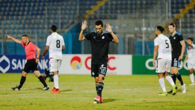 إيقاف إبراهيم حسن لاعب بيراميدز بسبب المنشطات