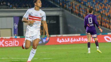 سانت إيتيان لـ في الجول: مصطفى محمد لاعب جيد وتقدمنا بعرض لضمه