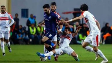 إحصائيات مباراة بيراميدز والزمالك في الجولة الثانية من الدوري المصري