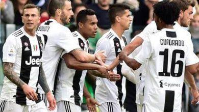 التشكيل الرسمي ليوفنتوس ضد برشلونة في دوري أبطال أوروبا