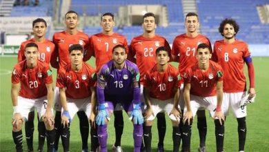 إحتساب نتيجة منتخب مصر للشباب وليبيا لصالح المنتخب الليبي