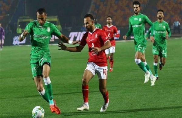 أهداف مباراة الأهلي ضد الإتحاد السكندري في نصف نهائي كأس مصر