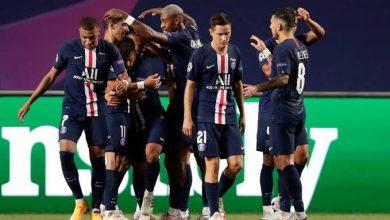 التشكيل الرسمي لباريس سان جيرمان ضد باشاك شهير في دوري أبطال أوروبا