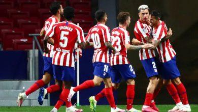 أهداف مباراة أتلتيكو مدريد ضد سالزبورج في دوري أبطال أوروبا