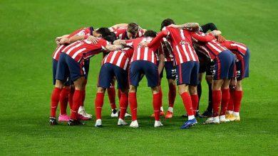 التشكيل الرسمي لمباراة أتليتكو مدريد ضد سالزبورج في دوري أبطال أوروبا