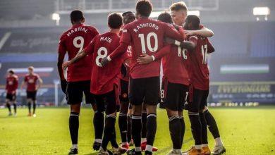 أهداف مباراة مانشستر يونايتد ضد لايبزيج في دوري أبطال أوروبا