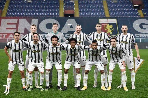 التشكيل الرسمي ليوفنتوس ضد فيورنتينا في الدوري الإيطالي
