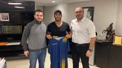 رسميا | سيراميكا كليوباترا يضم محمد حسن لاعب الزمالك